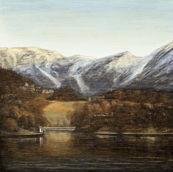 Golden Light - Norwegian Art Prints